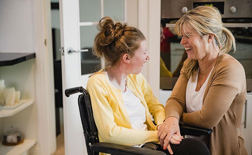 handicap home care provider